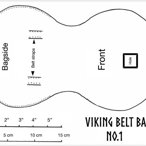 Viking Beltbag no.1